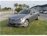 2012 Mercedes-Benz C 200 Blue Efficiency Classic 7G-Tronic