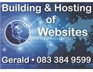 Buiding and Hosting of Websites