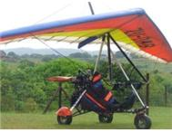 Raptor Trike Microlight 582 Blue Top
