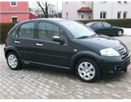 CITROEN C3-BLACK GREAT CONDITION!!
