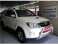 2008 Toyota Fortuner 3.0D 4D 4x2 IMMACULATE CONDITION
