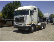 3 X 2011 INTERNATIONAL EAGLE 9800I 6X4 TRUCK TRACTOR TRUCK TRACTORS 308 000 km s