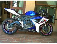 For sale: Suzuki GSXR 600