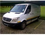 2008 Mercedes Benz Sprinter 315 CDI Panel Van