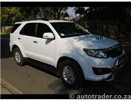 2011 TOYOTA FORTUNER 3.0 D4-D 4X2 AUTO NEW SPEC