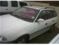 OPEL ASTRA FOR ONLY R27000