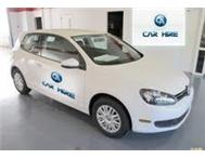 -----CA Car Hire----Cheap monthly rentals- From R2500 pm-