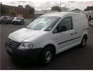 Volkswagen Caddy 2.0 SDi Panel Van