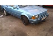 Blue ford bantam 1.6 with canopy R23999