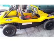 VW Beach Buggy BAJA BUG