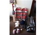 Cricket Kit Complete Rustenburg