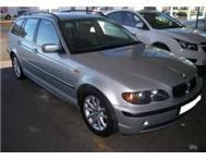 2005 BMW 3 Series 325i Touring (e46)f/l