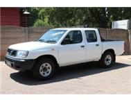 CHEAP CLEAN 2007 NISSAN HARDBODY 2.7 NON TURBO DOUBLE CAB