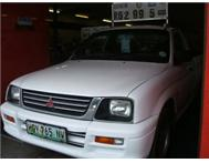 Mitsubishi Colt 2.0 Long wheel Base Bakkie