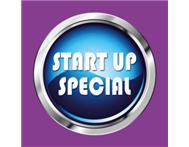Start Up Special for New Business