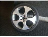 17 Golf 5 Gti Rims and Tyres