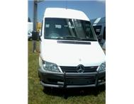 2008 Merc Sprinter For Only 260 000...