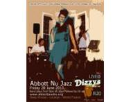 Abbott Nu Jazz LIVE at Dizzys Cape Town