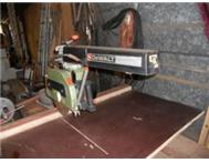 DeWalt radial arm saw