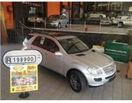 2006 Mercedes-Benz ML500 In Excellent Condition
