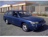 DAEWOO NUBIRA 5 SPEED MANUAL E/W P/S A/C RADIO BARGAIN R24950 T