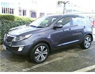 2011 KIA SPORTAGE 2.0 AUTO CRDI AWD for sale
