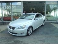 2009 Lexus IS 250 SE Automatic