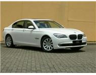 2010 BMW 7 SERIES 730d innovation (F01)