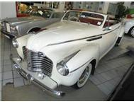 1941 Buick Series 50 Super Convertible