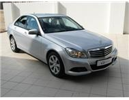 2011 Mercedes-Benz C180 BlueEfficiency Classic auto