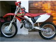 2003 Honda Cr 125 for sale.