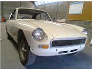 As good as NEW- MGB-GT