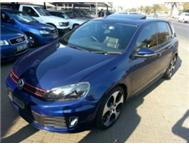 FIRSTCOME FIRST SERVE...2012 VW GOLF 6 GTI DSG 23500KM!!!