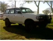 Toyota Land cruiser station wagon 4.2 diesel!