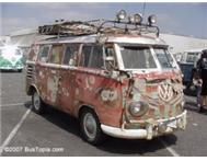 PLEASE ANY VW KOMBI SPLIT OR BAY WINDOW