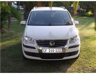 VW Touran 1.9 Tdi DSG
