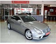 2006 MERCEDES-BENZ CLS 55 AMG 7G Automatic