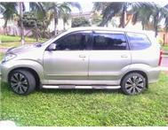 2008-2013 Toyota Avanza Wanted.