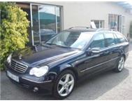 2005 Mercedes-benz C-class C320 Cdi Estate Avantgarde A/t