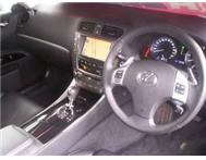 2012 Lexus Is 250 Ex A/t