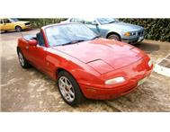 Mazda Miata Convertible - MX-5 for Sale! Including Car Manua