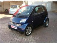 2002 SMART FORTWO COUPE PULSE for sale only R49 900 - must see