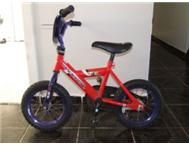Kiddies Bike For Sale - R350.00 Neg - Hardly Used