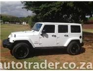 2012 JEEP WRANGLER 2.8 CRD Sahara Unlimited 4dr
