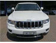 2012 Jeep Grand Cherokee 3.0 Crd Limited