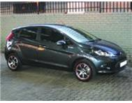 2011 Ford Fiesta 1.4 Ambiente. 14 0... National