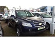2008 CHEVROLET CAPTIVA 2.4 LT - AUTO EXECUTIVE