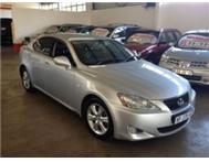 2008 LEXUS IS 250 6 SPEED MANUAL MMAWHOLESALERS.CO.ZA