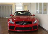Mercedes Benz SL SL65 AMG Black Ser...