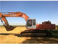 HITACHI EXCAVATOR FOR SALE